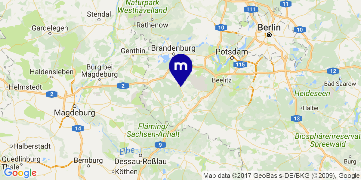 Google Map of Maccs, Germany
